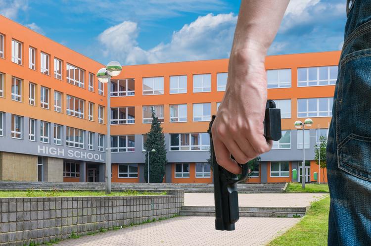 Вчителів у США вчитимуть на симуляторі, як діяти при нападі терориста на школу (ВІДЕО)