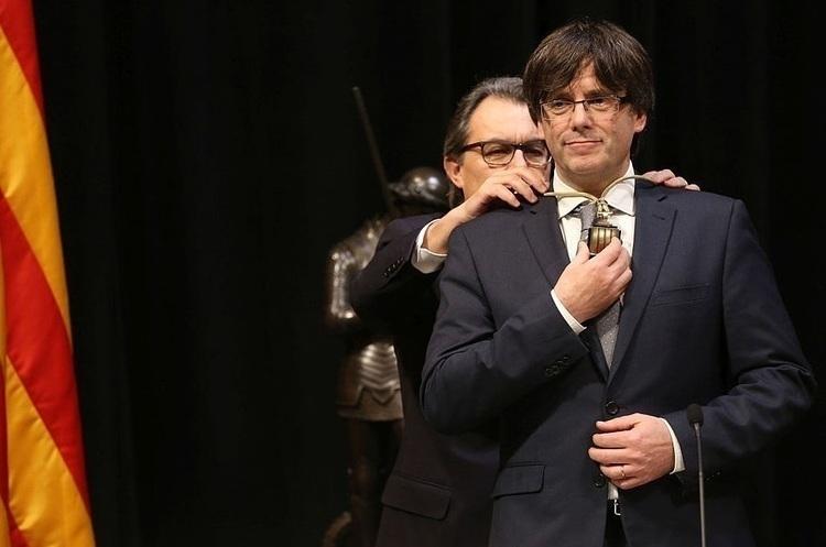 Пучдемон був готовий постати перед судом в обмін на посаду голови Каталонії