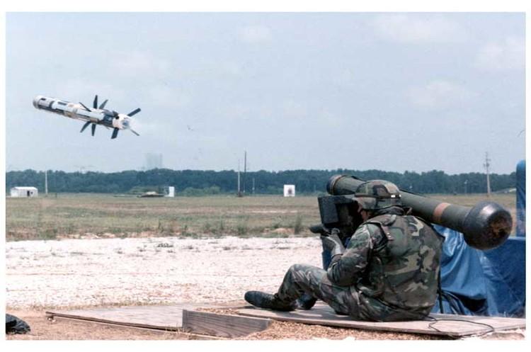 Полк «Азов» уже має американську летальну зброю