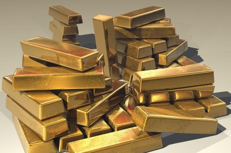 Золото подорожчало на 9,1% протягом місяця – НБУ