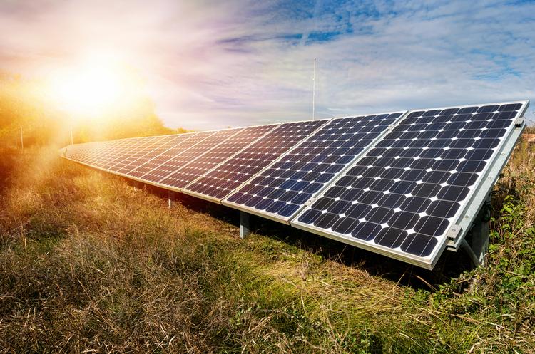 Перша сонячна електростанція на території ЧАЕС почне роботу впродовж найближчих тижнів