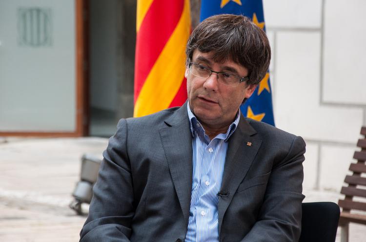 Пучдемон стане президентом Каталонії увигнанні