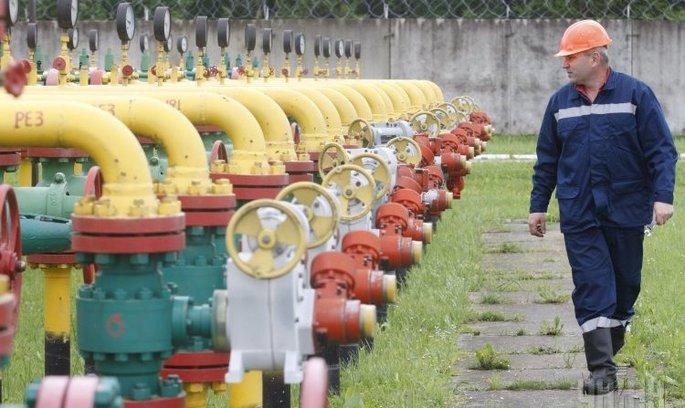 Україна має запасів газу ще на 22 роки