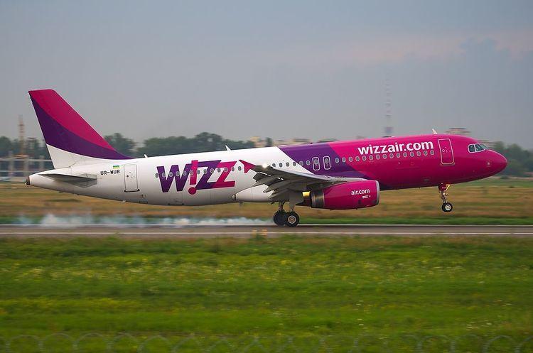 Wizz Air перевезла у 2017 році рекордну кількість пасажирів
