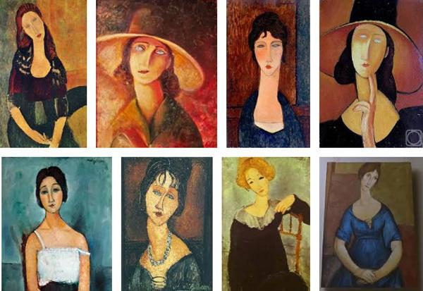 На виставці творів Модільяні 20 картин виявилися підробками