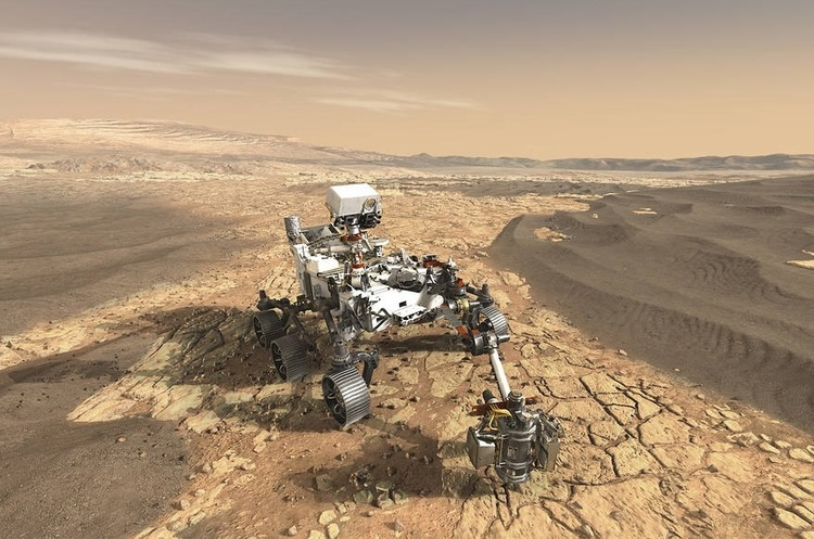 Вода є – жити можна: науковці знайшли на Марсі величезні поклади льоду