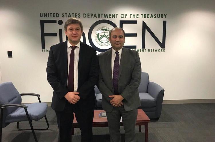 Держагентство США готове допомагати Україні устворенні Служби фінрозслідувань