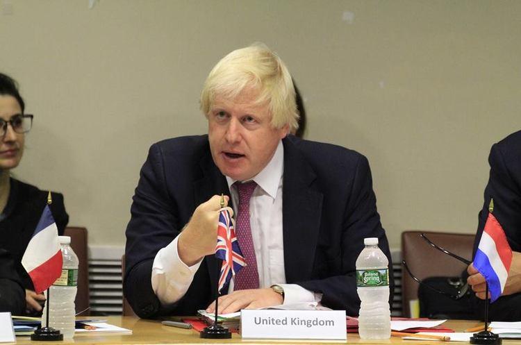 Британський міністр закордонних справ не підтримує Brexit