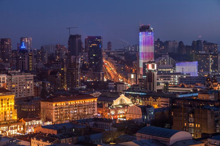 Житло в Києві за рік подешевшало на 6% у доларах