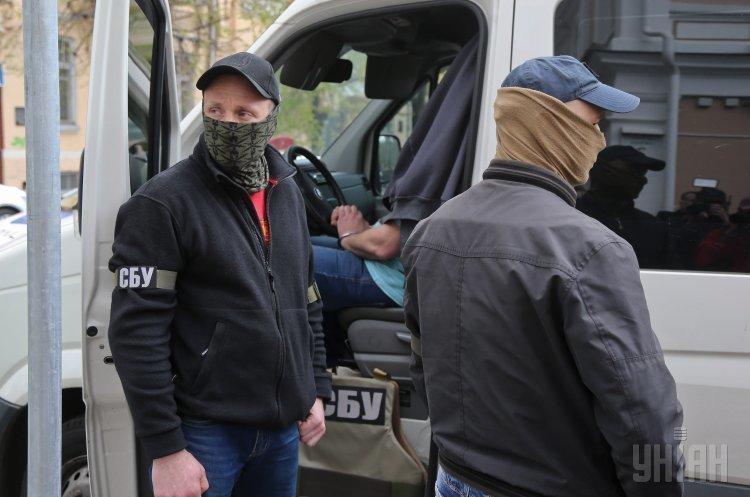 СБУ і ГПУ проводять обшуки убудівлі «Укргазовидобування»