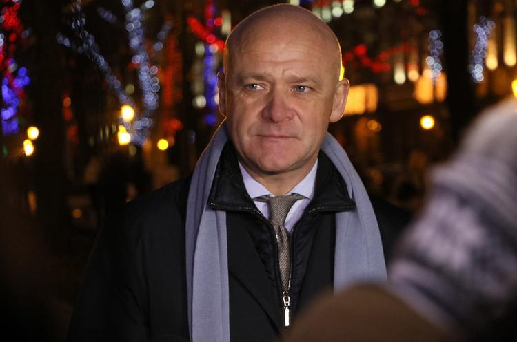 Труханов може не повернутися з відпустки – Гурвіц