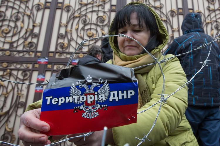 Яскрава ілюстрація: як і навіщо Рада голосувала за реінтеграцію Донбасу