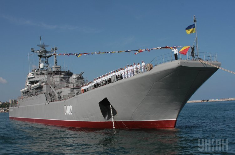 Полный вперед: в каком состоянии сейчас украинский флот