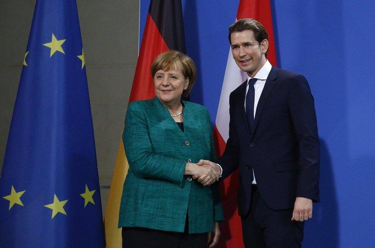 Берлін та Відень прагнуть скоротити нелегальну міграцію до країн ЄС