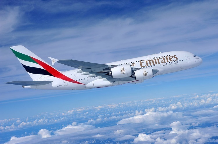 Emirates Airlines замовила в Airbus літаків на $16 млрд