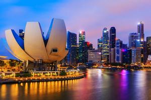 «Віртуальний Сінгапур»: як зробити місто розумним