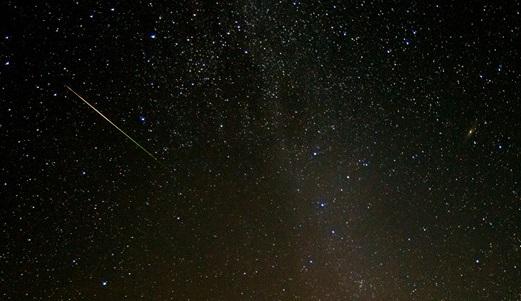 Метеорит у штаті Мічиган вибухнув з потужністю 100 тонн в тротиловому еквіваленті (ВІДЕО)