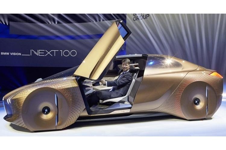 iNext  від BMW може стати головним конкурентом для Tesla Model 3