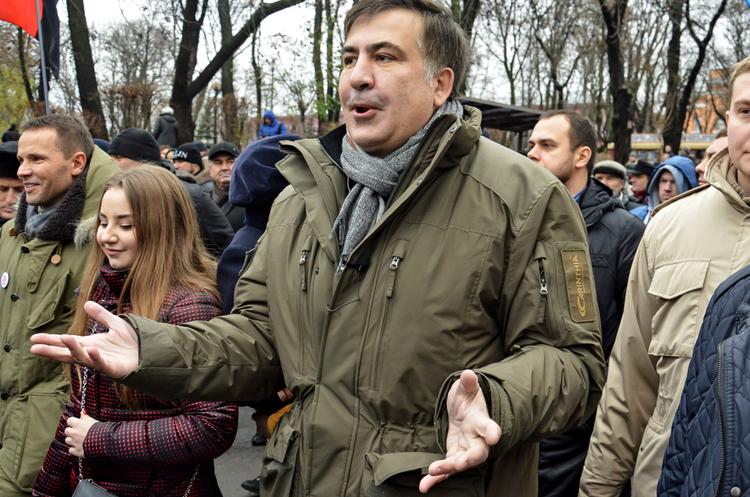 У Грузії чекають позитивного рішення Києва щодо екстрадиції Саакашвілі