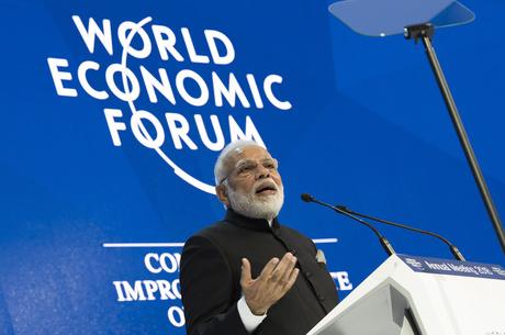Підсумки першого дня Давоса: загальний оптимізм, приваблива Індія та несподівані IT-ризики