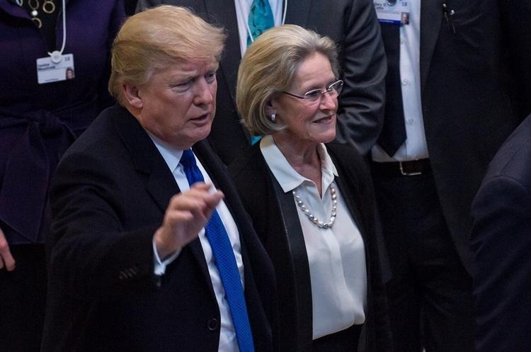 Трамп підняв питання щодо участі США в Північноамериканському торговому партнерстві NAFTA