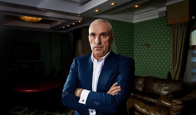 Ярославський веде переговори з банками в Давосі про співфінансування «Сухої Балки»