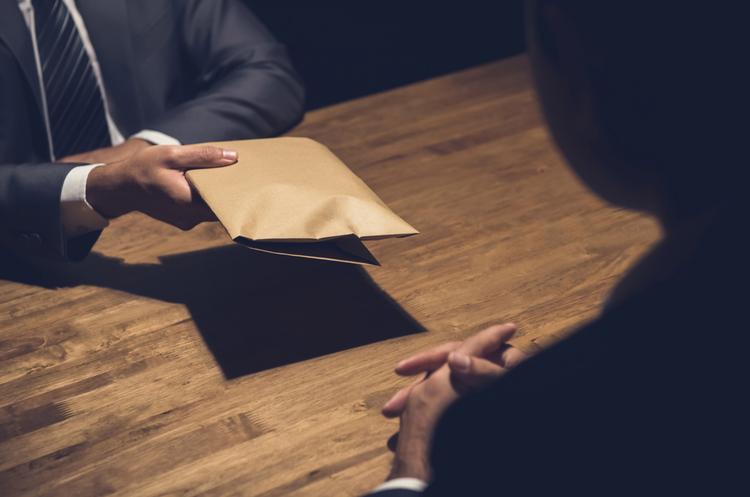 Опитування: Понад 90% представників бізнесу зустрічалися зкорупцією у2017 році