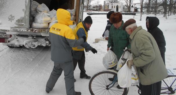 ООН: ВУкраїні чверть населення окупованих територій потерпає від продовольчої кризи