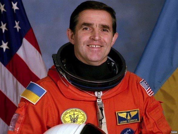 Пішов з життя перший космонавт незалежної України Леонід Каденюк