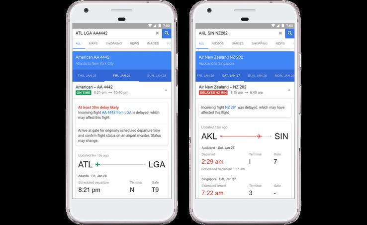 Google завдяки штучному інтелекту буде прогнозувати затримки авіарейсів