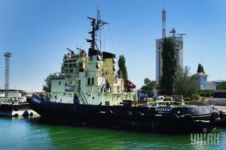 Затверджено план-схему розвитку морського порту Южний до 2038 року