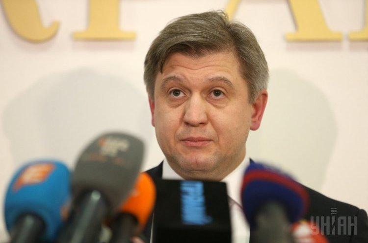 Генпрокурор вимагає звільнення голови Мінфіну Данилюка – нардеп