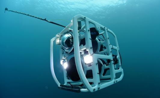 Японці створили глибоководний дрон, який може працювати 4 години на одній зарядці