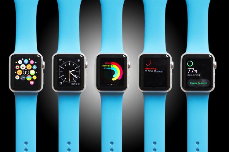 Apple Watch обігнали виробників швейцарських годинників за кількістю продажів