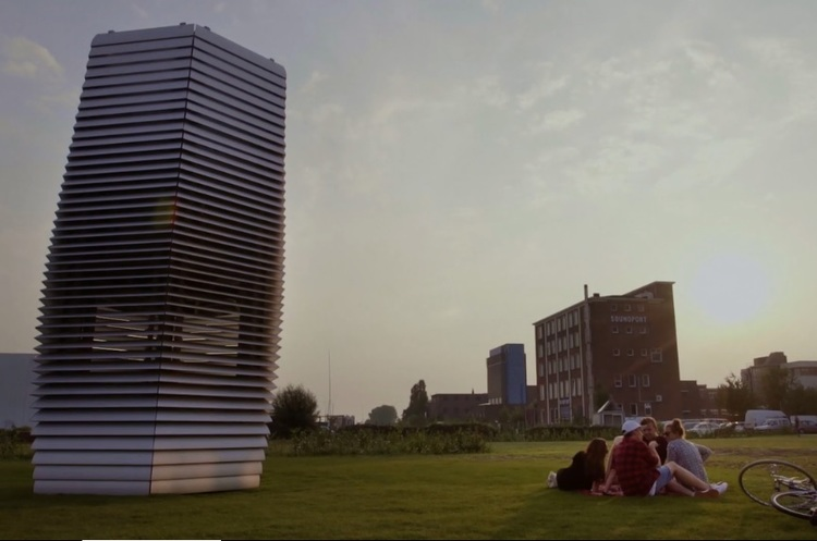 У Кракові встановлять вежу, яка очищує повітря від смогу