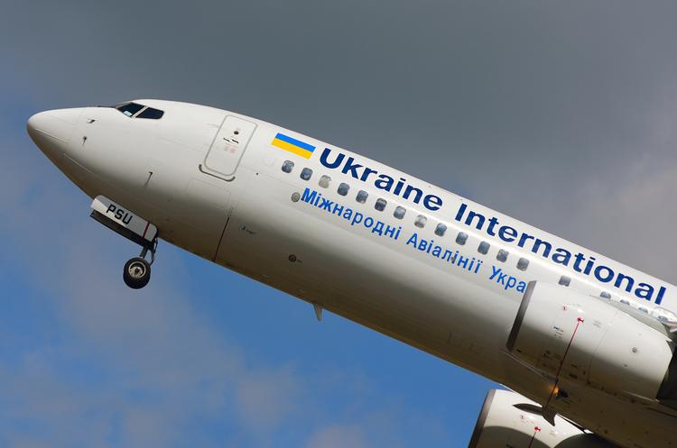 Перший Boeing 777-200ER вже отримав українську реєстрацію