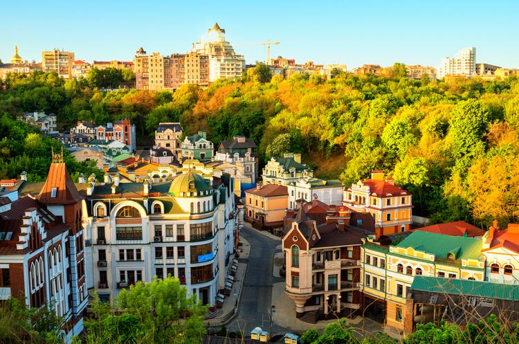 Продажі квартир у Києві зросли на 8% в 2017 році