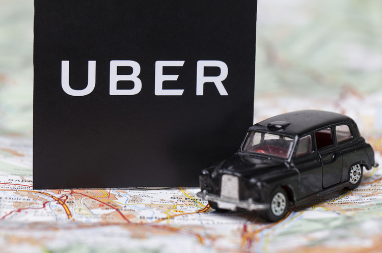 Збитки Uber за IV квартал скоротились до $1,1 млрд