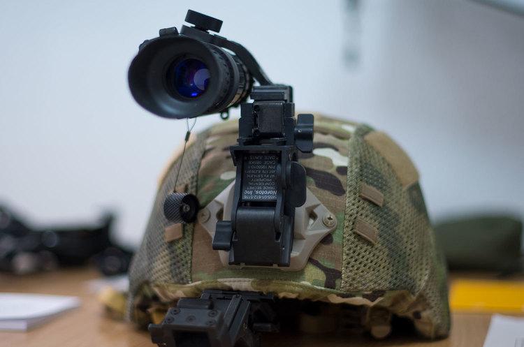 США безоплатно надали Україні прилади нічного бачення на суму $5,8 млн