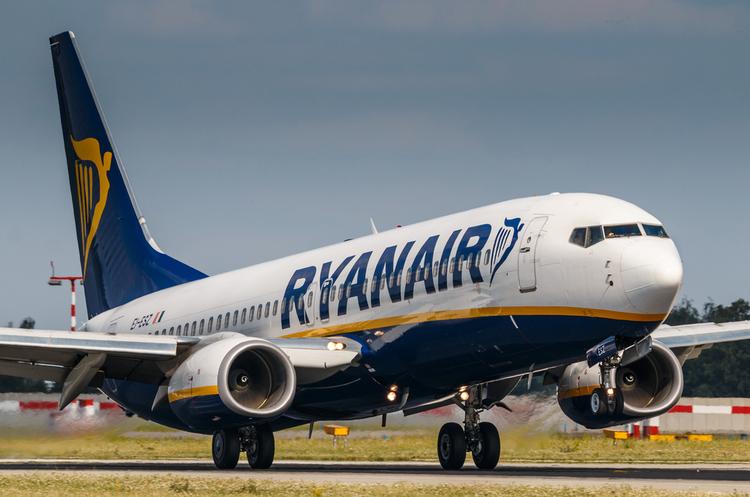 Ryanair підтвердила прихід в Україну восени