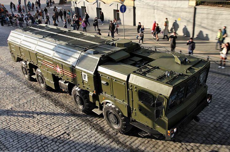 Грібаускайте: російські «Іскандери» є загрозою для половини європейських столиць
