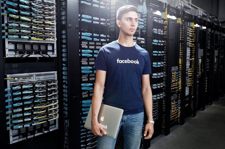 Facebook вже встановлює свої сервери в Україні