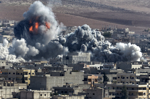 «Бомбовий апокаліпсис» у Сирії: чому чотири повстанських угруповання не йдуть з Гути