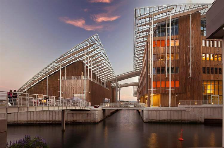 Від торгівлі рибою до картин  як у Норвегії створили приватний музей  сучасного мистецтва 0a659b2a34b57