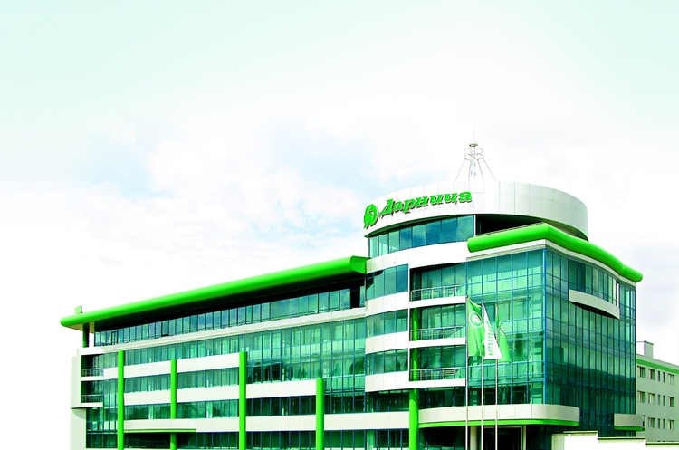 Фармацевтична фірма «Дарниця» у III кварталі збільшила чистий прибуток на 5%