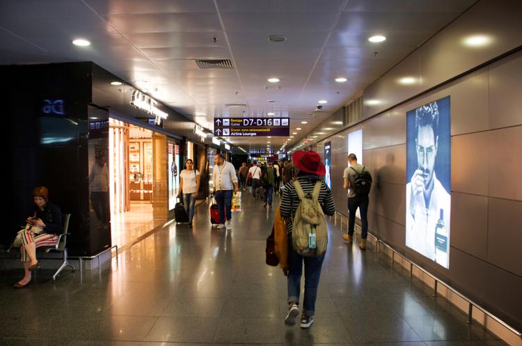 Компания «Елефант» стала переможцем конкурсу на оренду площі в аеропорту Бориспіль