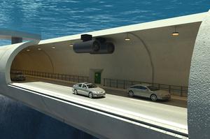Екстрене занурення: автівкам пропонують рух попід водою