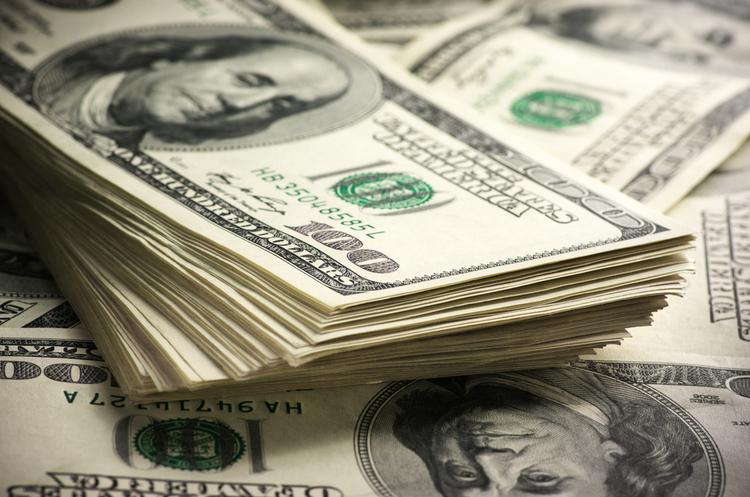 До міжнародних резервів України надійшло $137,4 млн у лютому 2018 року