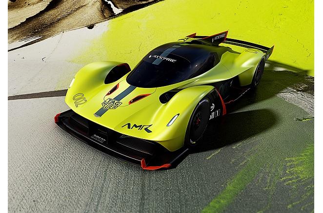 Aston Martin повертається у «Формулу-1» з новою «Асфальтовою ракетою»