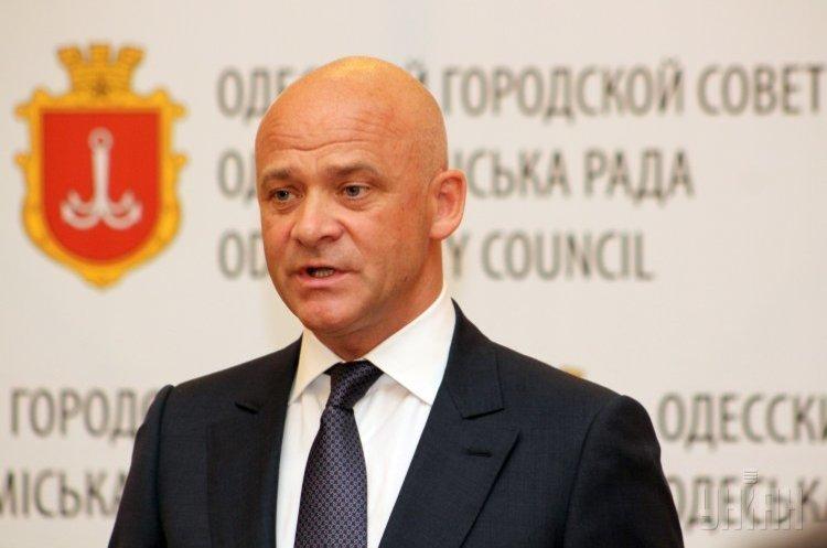 Суд залишив Труханова на посаді мера Одеси